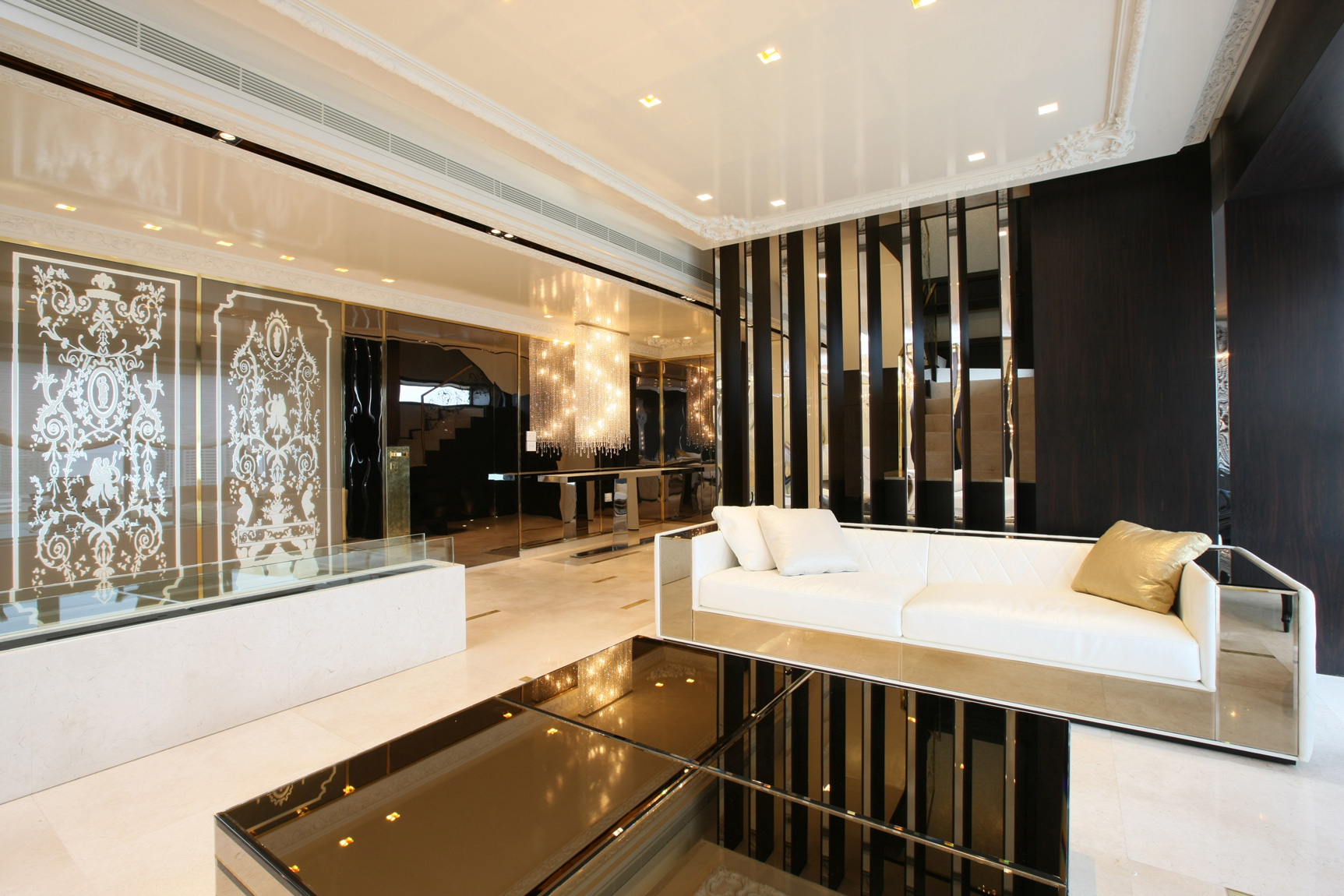 Apartment m by adg interiors - Luxury interior ...