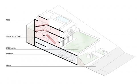 Villa in Adma by AccentDG - Diagram