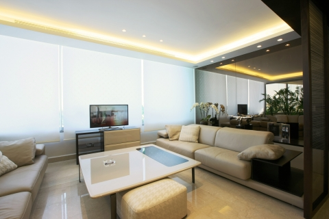 Apartment MB By ADG interiors