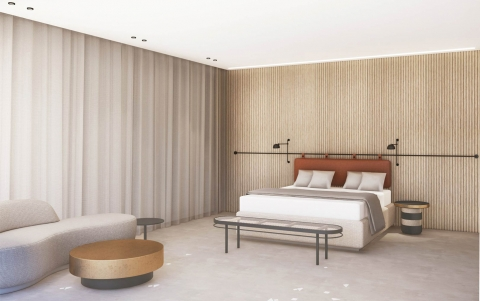 Otencia 1 Hotel by AccentDG - Executive Bedroom