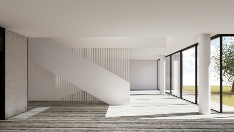 Villa in Adma by AccentDG - Stairs