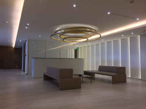 FIO Office Riyadh KSA by ADG Interiors