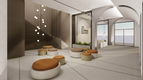 Otencia 1 Hotel by AccentDG - Lobby