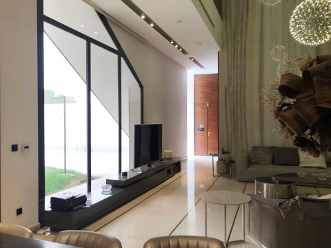 villa AK by ADG interiors