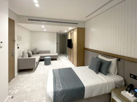 Otencia 2 Hotel by AccentDG - Bedroom