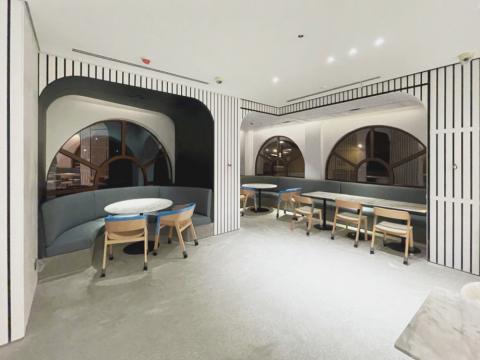 Otencia 2 Hotel by AccentDG - Restaurant