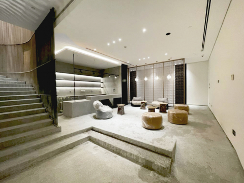Otencia 2 Hotel by AccentDG - Lounge